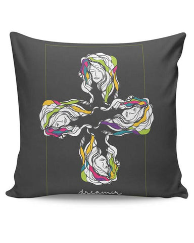 PosterGuy | Dreamersassociation Cushion Cover Online India