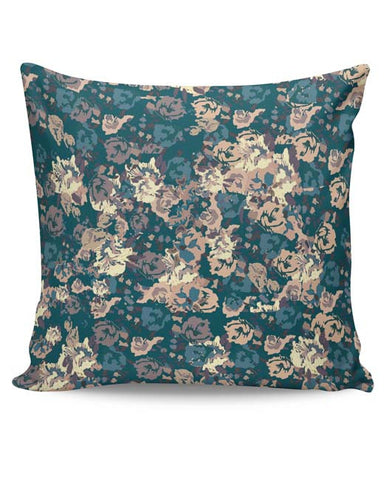 PosterGuy | Dreamersassociation Floral Pattern Cushion Cover Online India