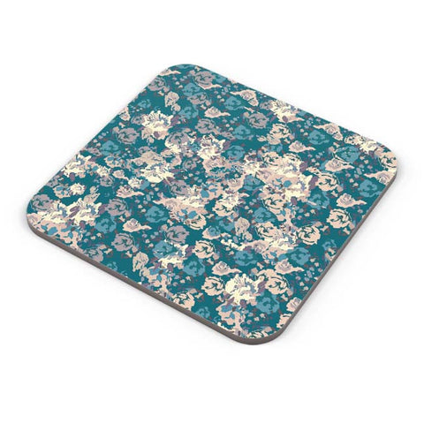 Buy Coasters Online | Dreamersassociation Floral Pattern Coaster Online India | PosterGuy.in
