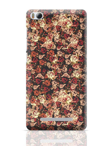 Xiaomi Mi 4i Covers | Dreamersassociation Floral Pattern Xiaomi Mi 4i Case Cover Online India