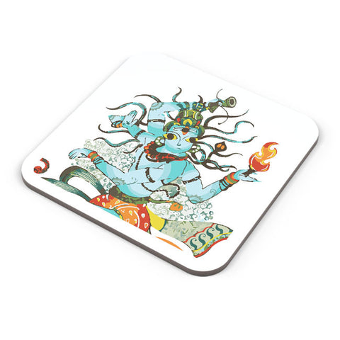 Buy Coasters Online | Nritya Niroopam Coaster Online India | PosterGuy.in