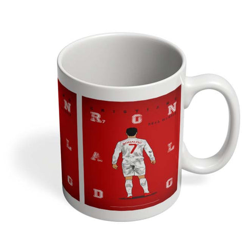 Coffee Mugs Online | Cristiano Ronaldo Mug Online India