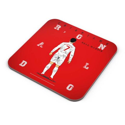 Buy Coasters Online | Cristiano Ronaldo Coaster Online India | PosterGuy.in