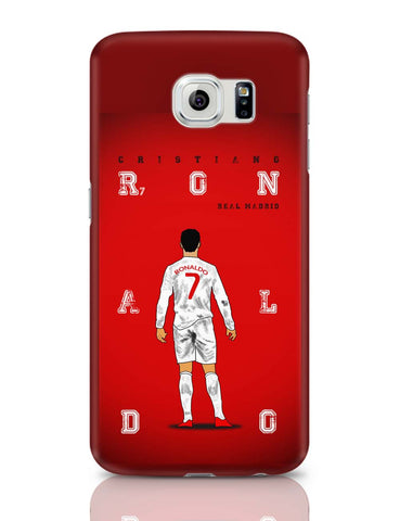 Samsung Galaxy S6 Covers | Cristiano Ronaldo Samsung Galaxy S6 Covers Online India