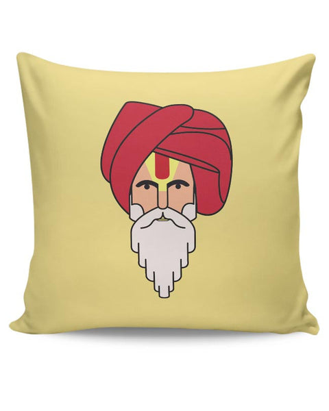 Sadhu Baba Cushion Cover Online India