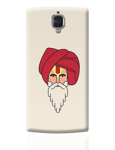 Sadhu Baba OnePlus 3 Covers Cases Online India
