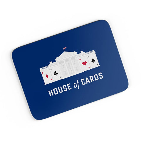 House Of Cards A4 Mousepad Online India