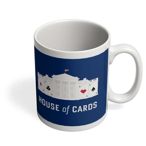 Coffee Mugs Online | House Of Cards Mug Online India