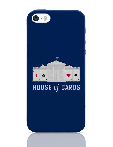 iPhone 5 / 5S Cases & Covers | House Of Cards iPhone 5 / 5S Case Online India