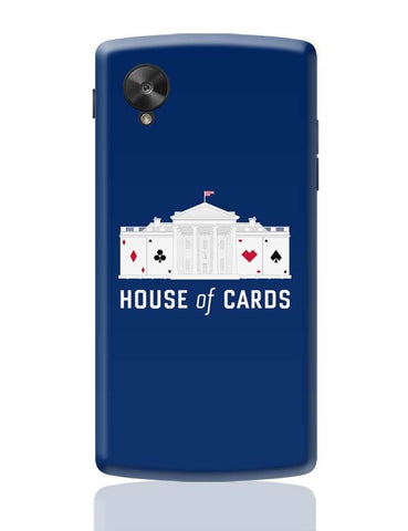 Google Nexus 5 Covers | House Of Cards Google Nexus 5 Case Cover Online India