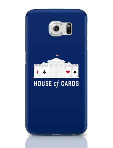 Samsung Galaxy S6 Covers | House Of Cards Samsung Galaxy S6 Case Covers Online India