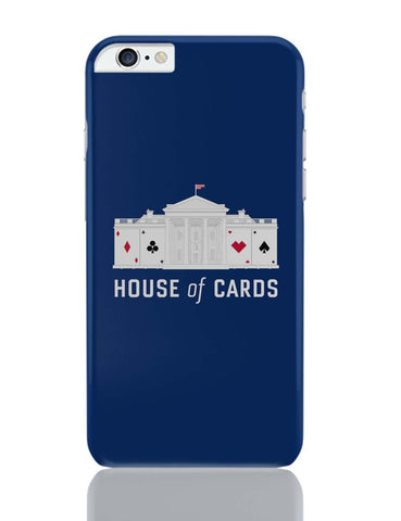 iPhone 6 Plus/iPhone 6S Plus Covers | House Of Cards iPhone 6 Plus / 6S Plus Covers Online India