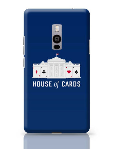 OnePlus Two Covers | House Of Cards OnePlus Two Case Cover Online India
