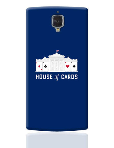 House Of Cards OnePlus 3 Cover Online India
