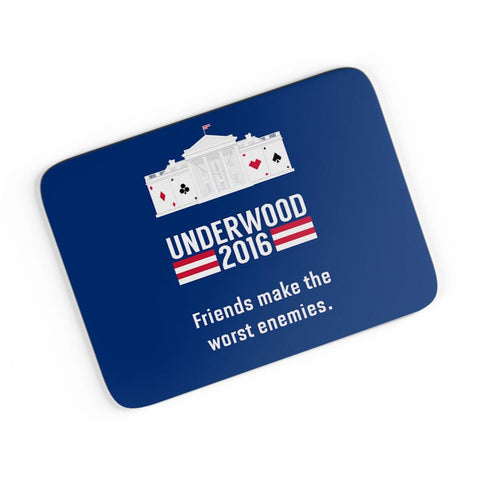 House Of Cards Quote A4 Mousepad Online India