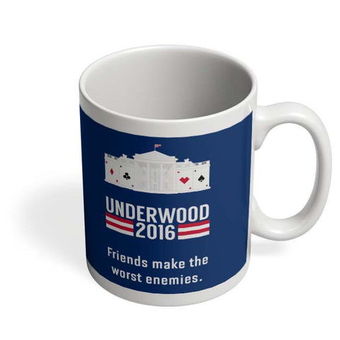 Coffee Mugs Online | House Of Cards Quote Mug Online India