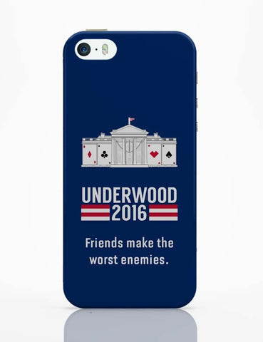 iPhone 5 / 5S Cases & Covers | House Of Cards Quote iPhone 5 / 5S Case Online India