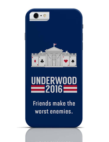 iPhone 6/6S Covers & Cases | House Of Cards Quote iPhone 6 Case Online India