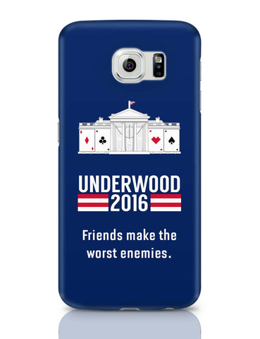 Samsung Galaxy S6 Covers | House Of Cards Quote Samsung Galaxy S6 Case Covers Online India
