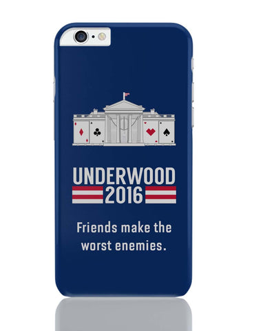 iPhone 6 Plus/iPhone 6S Plus Covers | House Of Cards Quote iPhone 6 Plus / 6S Plus Covers Online India
