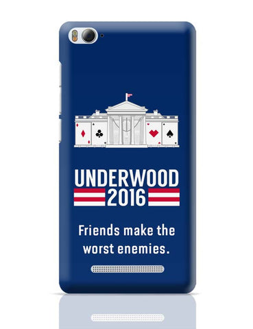 Xiaomi Mi 4i Covers | House Of Cards Quote Xiaomi Mi 4i Case Cover Online India