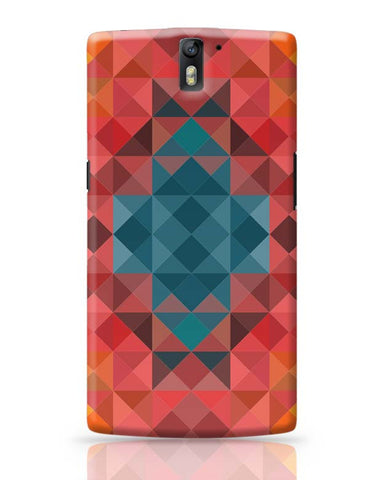 OnePlus One Covers | Mosaic OnePlus One Case Cover Online India
