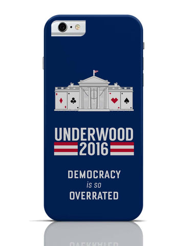 iPhone 6/6S Covers & Cases | House Of Cards Quote iPhone 6 / 6S Case Cover Online India