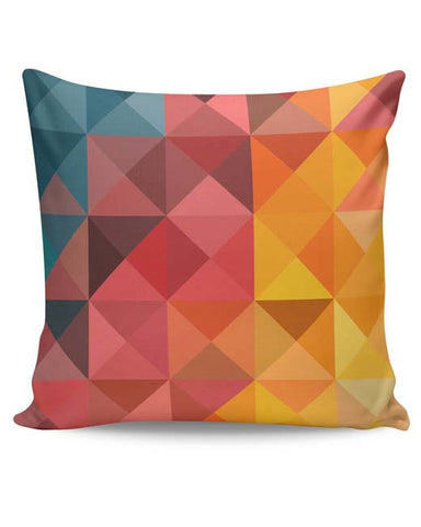 PosterGuy | Mosaic Cushion Cover Online India