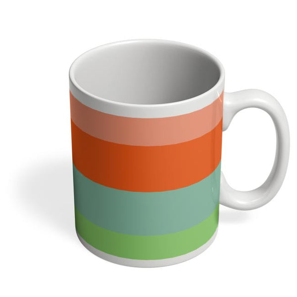 Bright Stripes Coffee Mug Online India