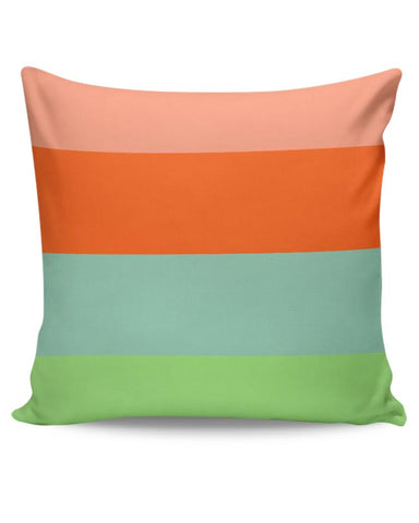 Bright Stripes Cushion Cover Online India