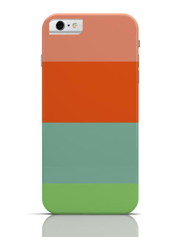 Bright Stripes iPhone 6 6S Covers Cases Online India