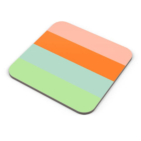 Bright Stripes Coaster Online India