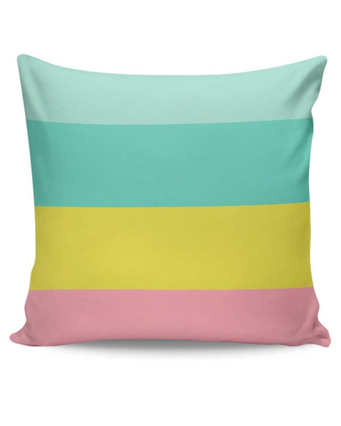 Candy Stripes Cushion Cover Online India