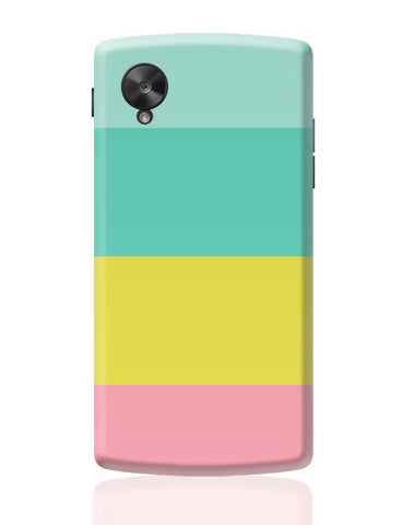 Candy Stripes Google Nexus 5 Covers Cases Online India