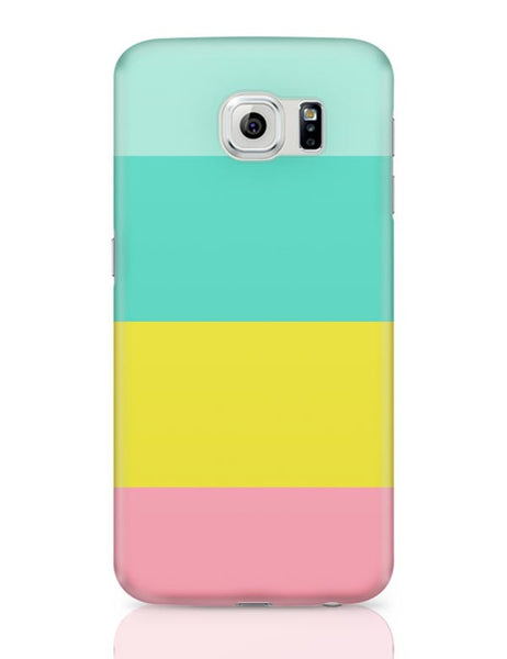 Candy Stripes Samsung Galaxy S6 Covers Cases Online India