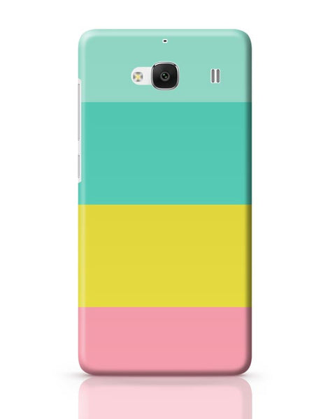 Candy Stripes Redmi 2 / Redmi 2 Prime Covers Cases Online India