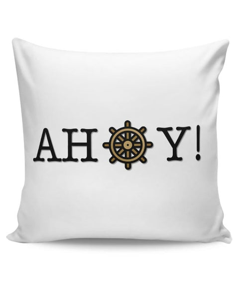 Ahoy! Cushion Cover Online India