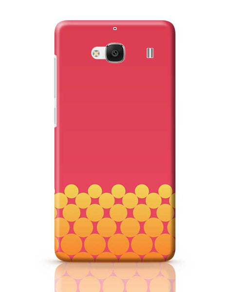 Gradient Circles - Fire Redmi 2 / Redmi 2 Prime Covers Cases Online India