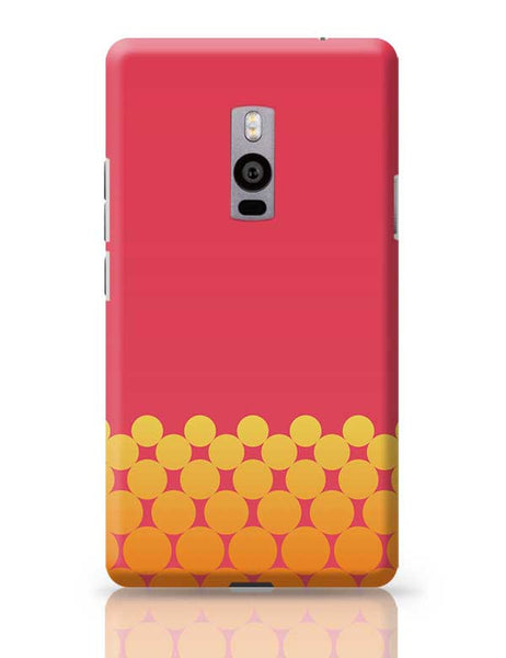 Gradient Circles - Fire OnePlus Two Covers Cases Online India