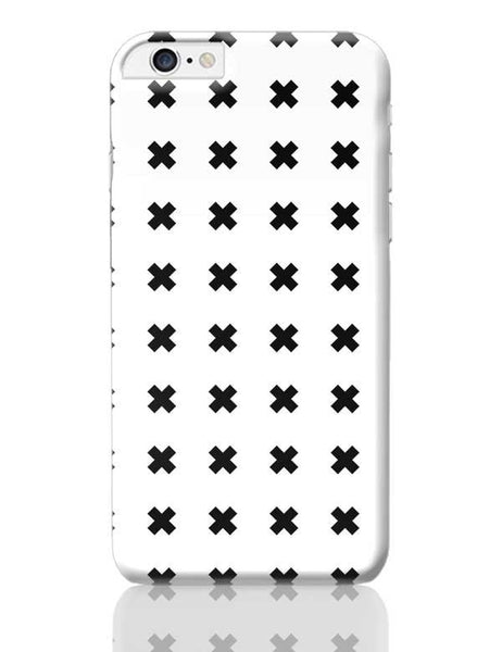 Crosses iPhone 6 Plus / 6S Plus Covers Cases Online India