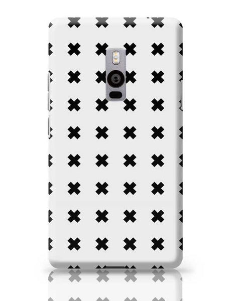 Crosses OnePlus Two Covers Cases Online India