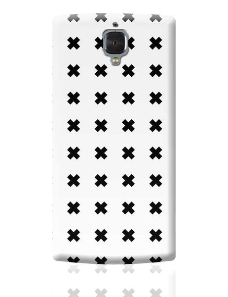 Crosses OnePlus 3 Covers Cases Online India