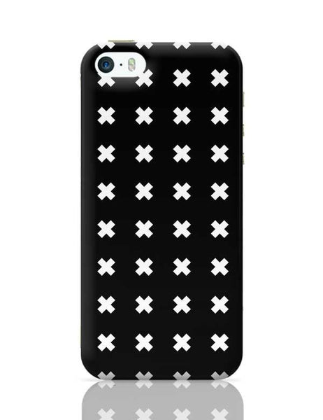 Crosses iPhone 5/5S Covers Cases Online India