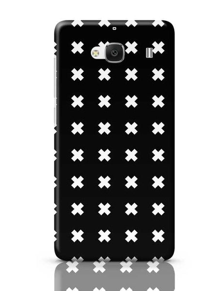 Crosses Redmi 2 / Redmi 2 Prime Covers Cases Online India