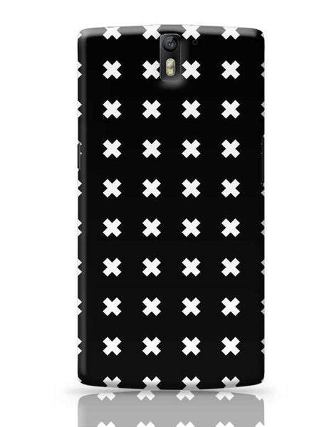 Crosses OnePlus One Covers Cases Online India