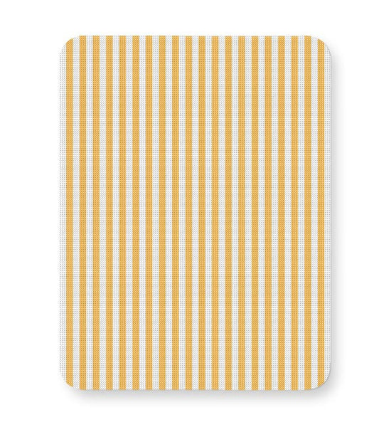 Orange Stripes Mousepad Online India
