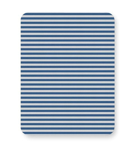 Blue Stripes Mousepad Online India