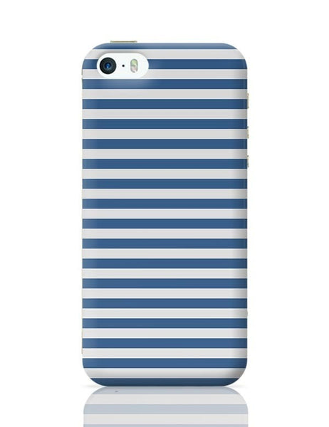 Blue Stripes iPhone 5/5S Covers Cases Online India