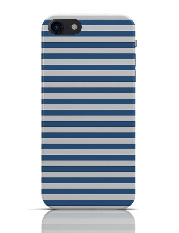 Buy Blue Stripes iPhone 7 Covers Cases Online India  43fc04ca8