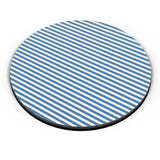 Blue Stripes Fridge Magnet Online India